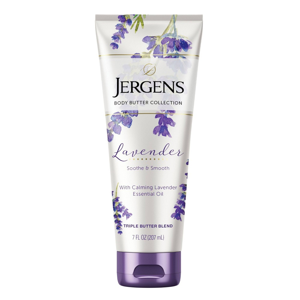 Image of Jergens Lavender Body Butter - 7oz
