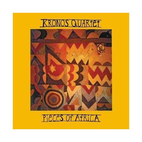 Kronos Quartet - Pieces of Africa (Vinyl) - image 1 of 1