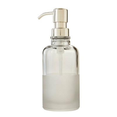 Vern Yip Ombre Lotion/Soap Dispenser Gray - SKL Home