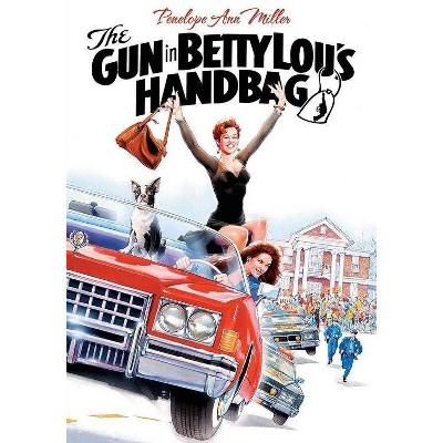 The Gun In Betty Lou's Handbag (DVD)(2019)