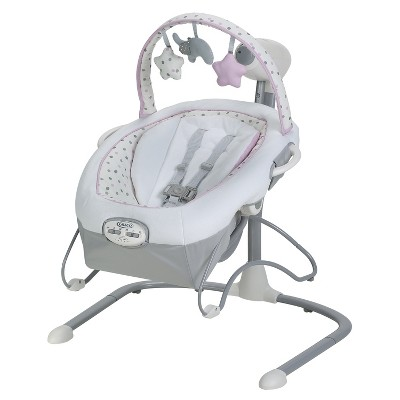 Graco Duet Sway Swing LX + Bouncer - Camilla