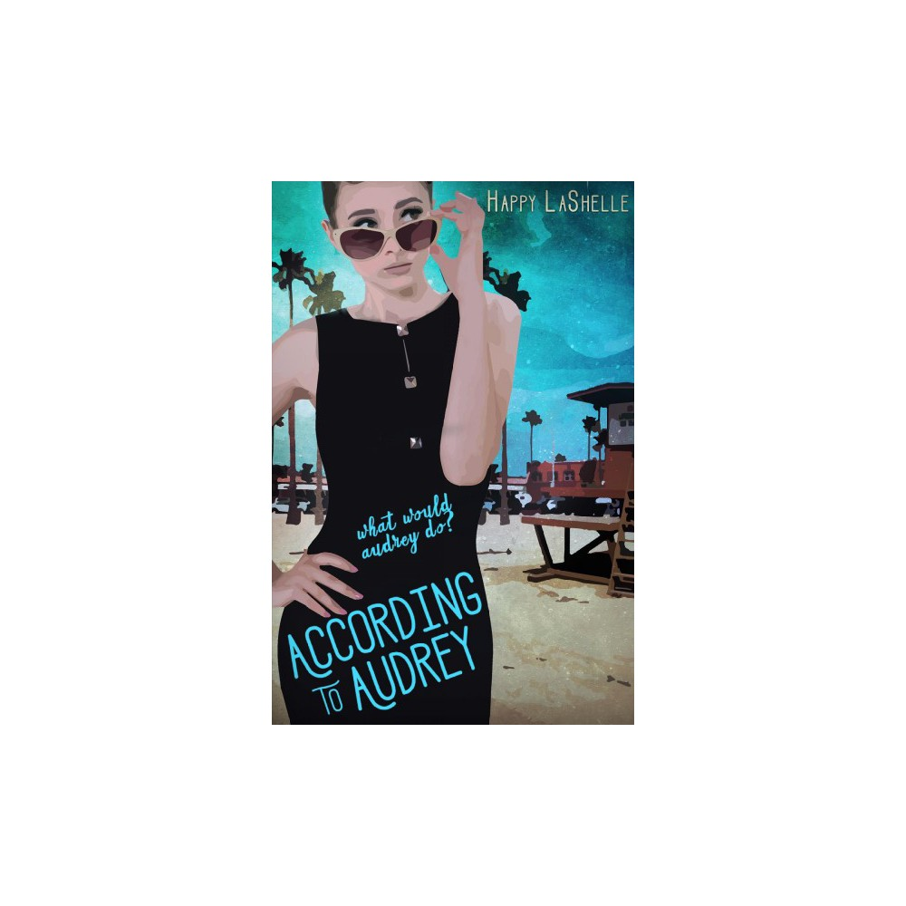According to Audrey - by Happy Lashelle (Paperback)