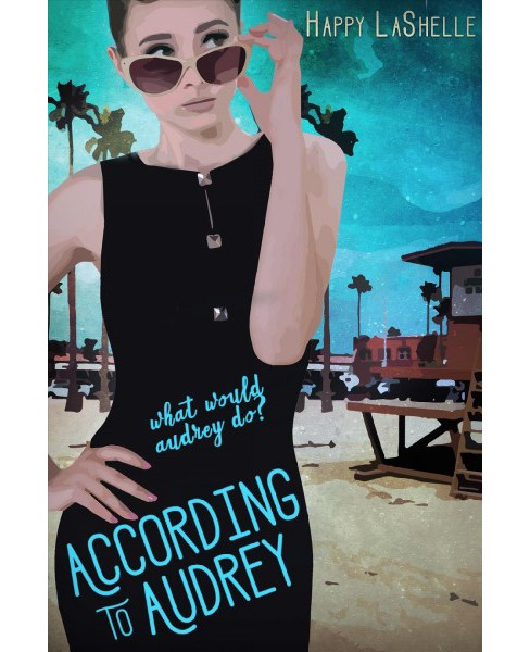 According to Audrey -  by Happy Lashelle (Paperback) - image 1 of 1