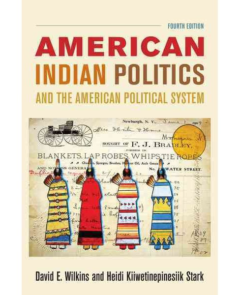 American Indian Politics and the American Political System -  (Hardcover) - image 1 of 1