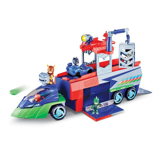 PJ Masks PJ Seeker, toy vehicle playsets image number null