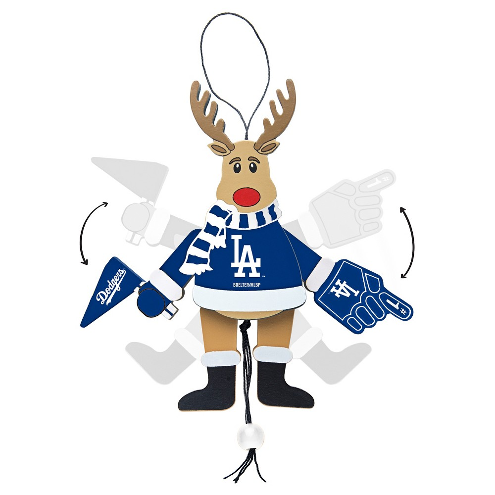 Los Angeles Dodgers Topperscot Tree Ornament
