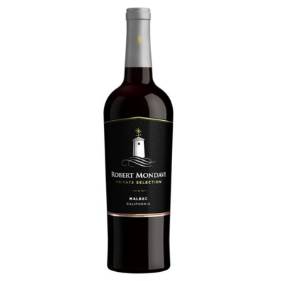 Robert Mondavi Private Selection Malbec Red Wine - 750ml Bottle