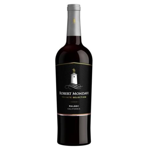 Robert Mondavi Private Selection Malbec Red Wine - 750ml Bottle - image 1 of 3