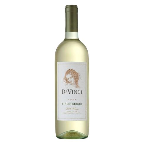 DaVinci® Pinot Grigio - 750mL Bottle - image 1 of 3
