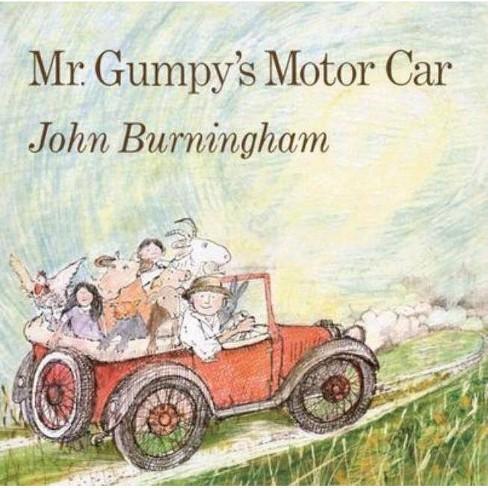 Mr. Gumpy's Motor Car - by  John Burningham (Hardcover) - image 1 of 1