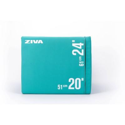 ZIVA 3-in-1 Plyometric Box