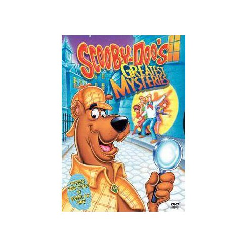 Scooby Doo's Greatest Mysteries (DVD) - image 1 of 1