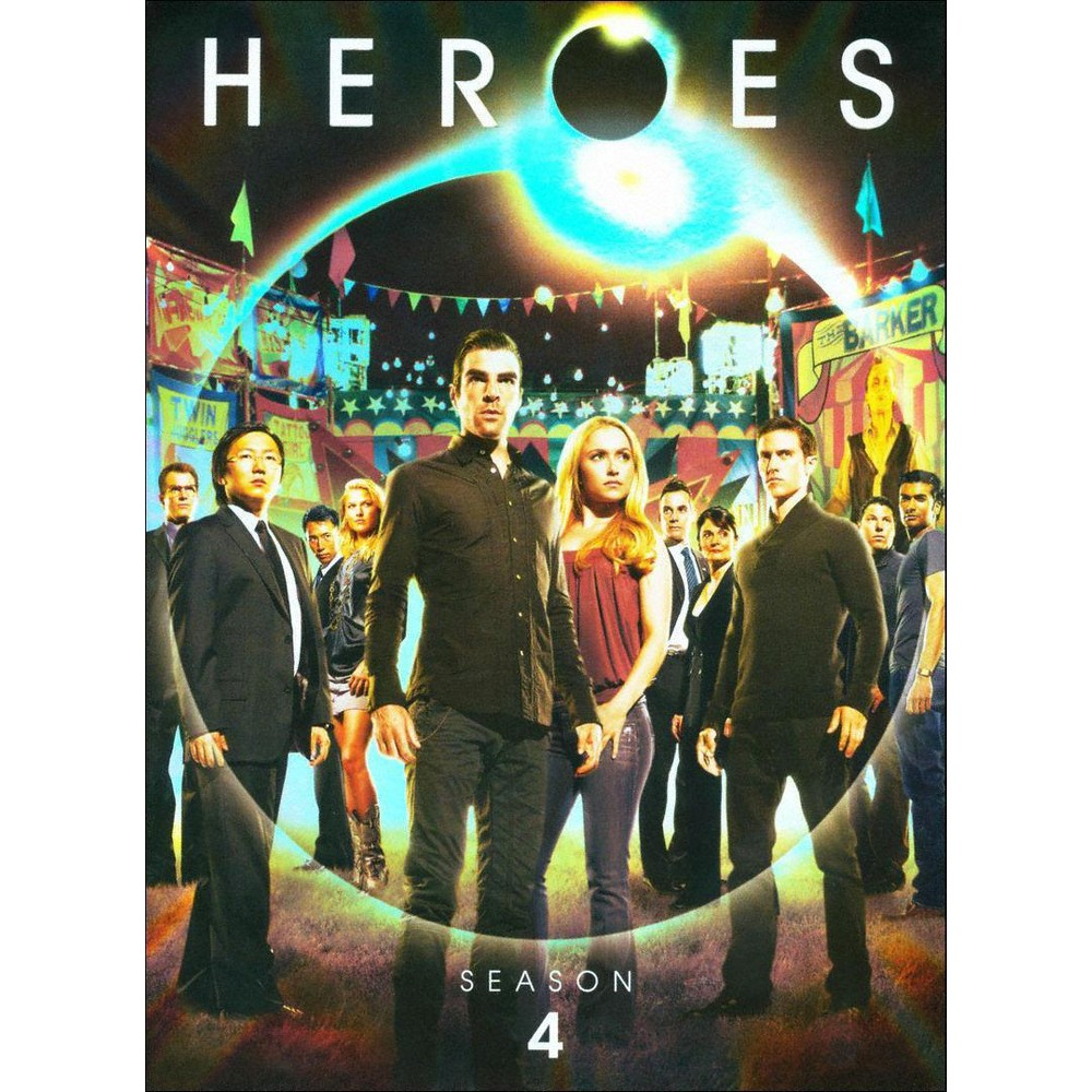 Heroes: Season 4 [5 Discs]