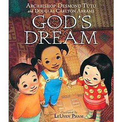God's Dream (Board)by Desmond Tutu