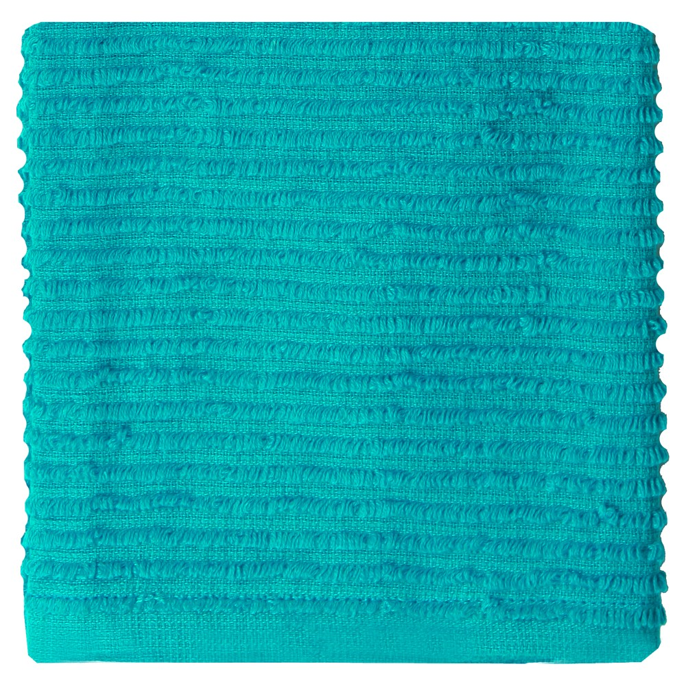 "Image of ""2pk Aqua (Blue) Dish Cloth (12""""x12"""") - MUkitchen"""
