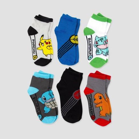 Kids' Pokmon Crew Socks - image 1 of 1