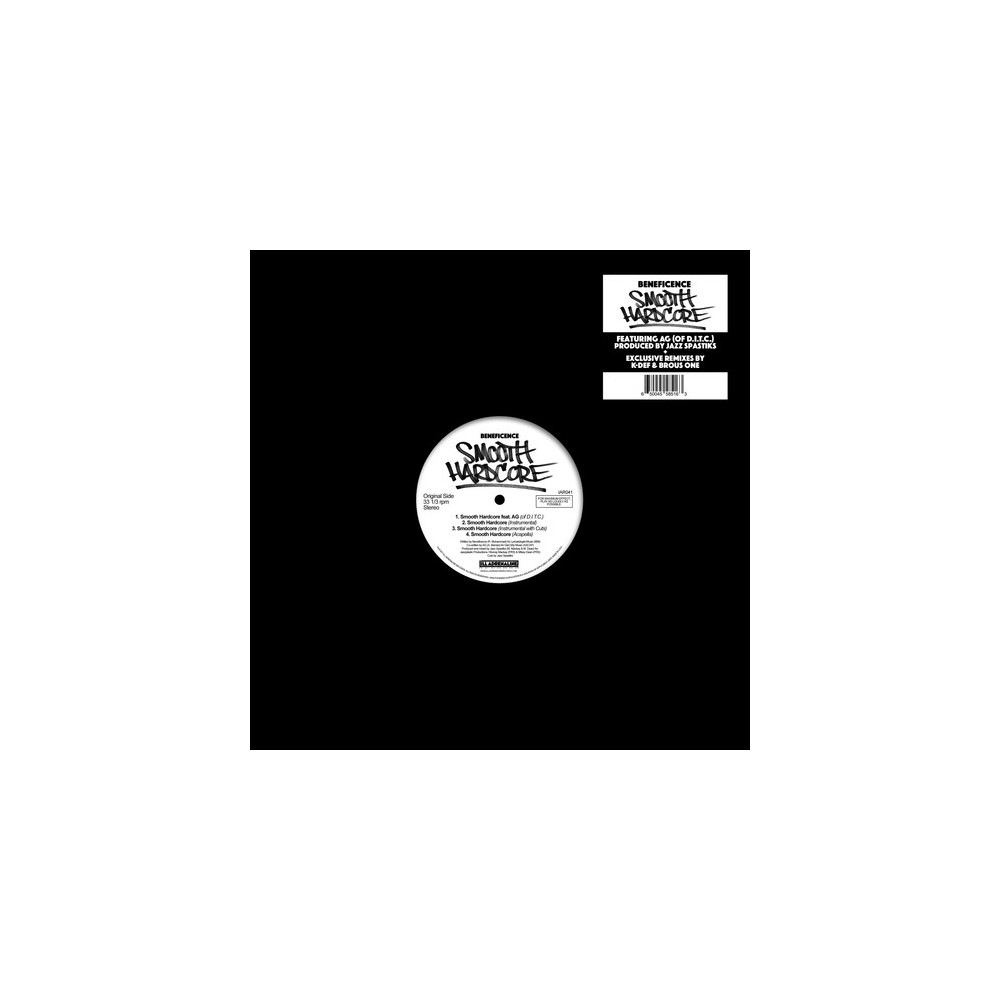 Beneficence - Smooth Hardcore (Vinyl)