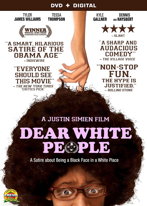 Dear White People (dvd_video) - image 1 of 1