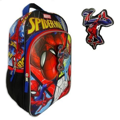 Marvel Spider Man 16 Wall Climbing Kids Backpack Target