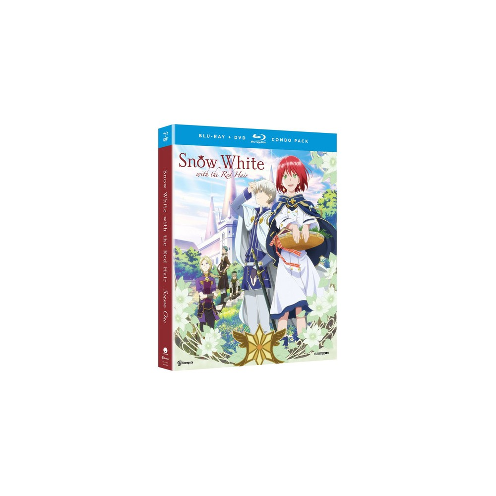 Snow White With The Red Hair:Season 1 (Blu-ray)