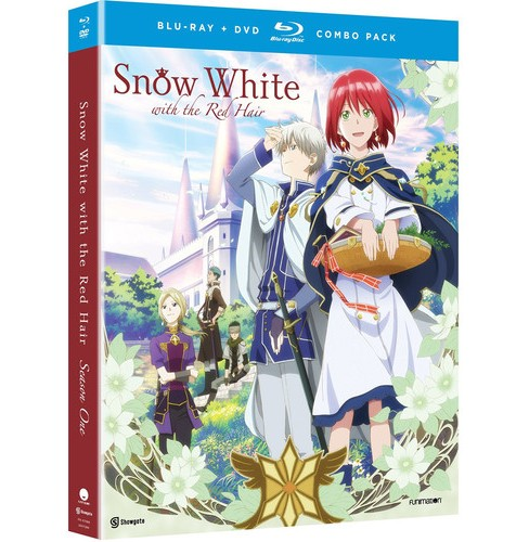 Snow White With The Red Hair:Season 1 (Blu-ray) - image 1 of 1