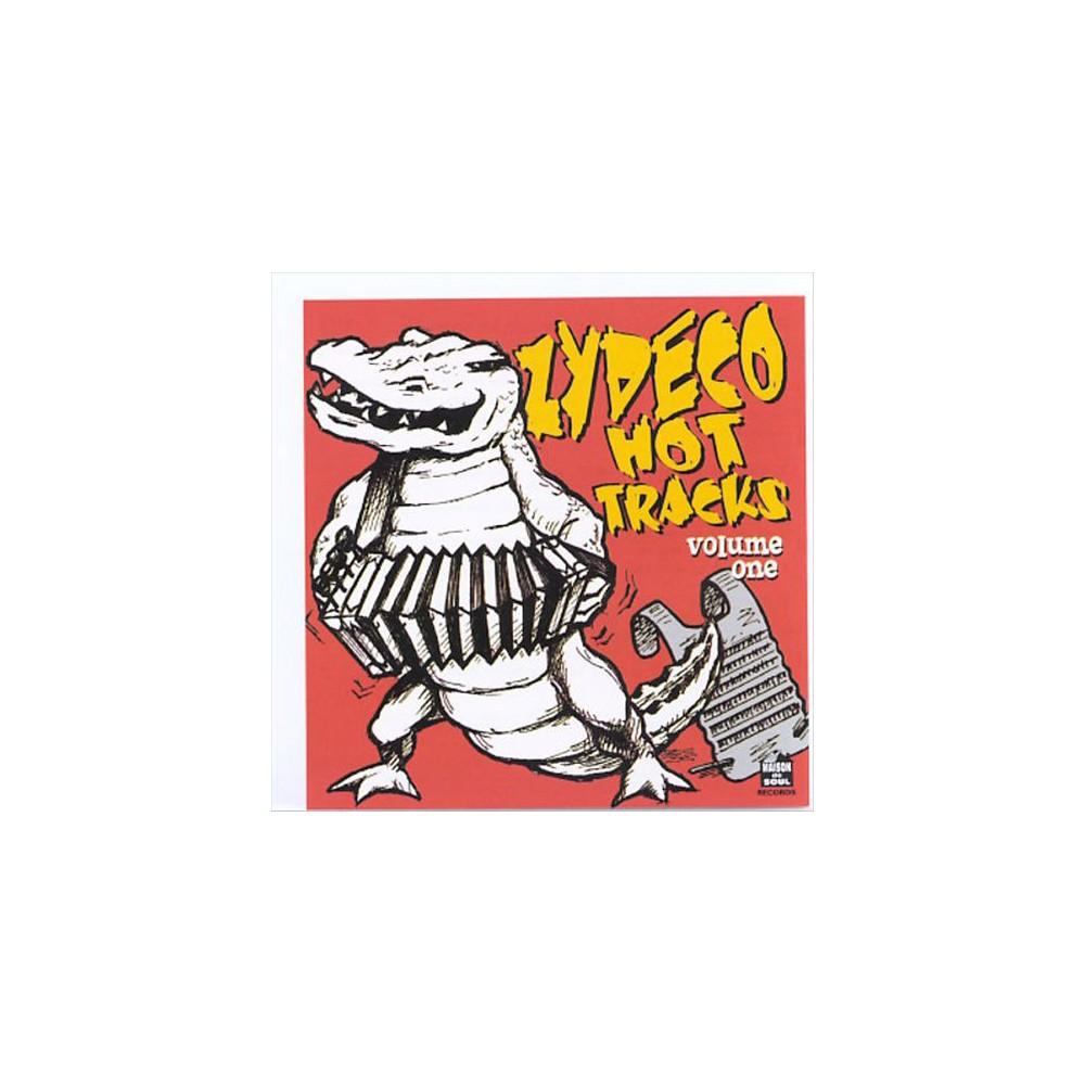 Various - Zydeco Hot Tracks:Vol 1 (CD)