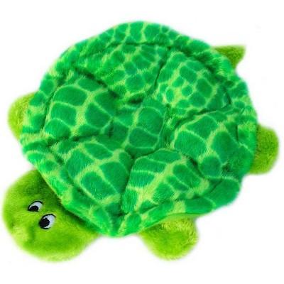 ZippyPaws Squeakie Crawlers SlowPoke the Turtle Dog Toy