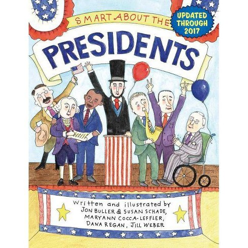 Smart about the Presidents - (Smart about History) (Paperback) - image 1 of 1