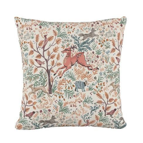 Animal Print Throw Pillow - Skyline Furniture - image 1 of 4
