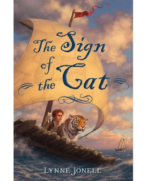 Sign of the Cat (Reprint) (Paperback) (Lynne Jonell) - image 1 of 1