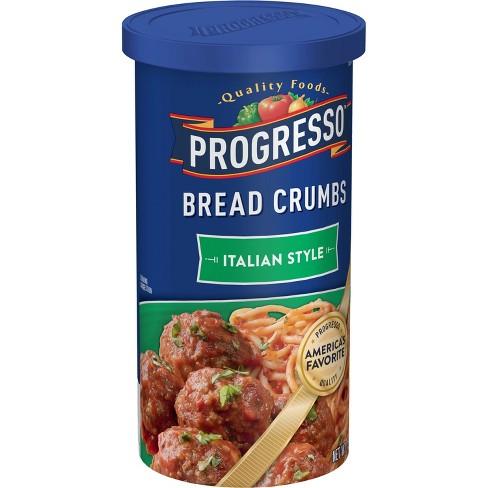 Progresso Italian Style Bread Crumbs 15oz - image 1 of 3