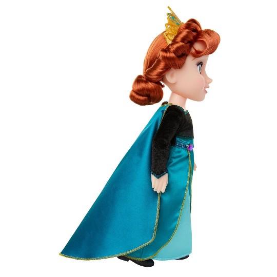 Disney Frozen 2 Queen Anna Doll image number null