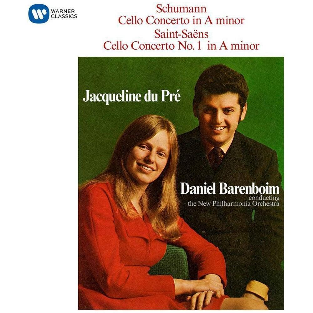 Jacqueline Du Pre Schumann Cello Concerto Saint Saens Cello Concerto No 1 Cd