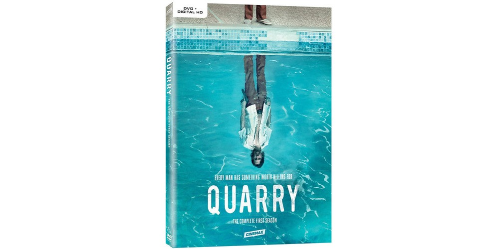 Hbo Quarry:Complete First Season (Dvd)