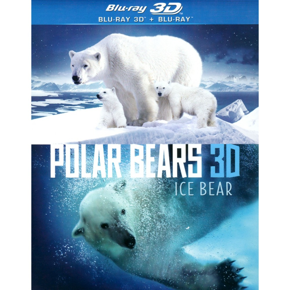 Polar Bears 3d (Blu-ray), Movies