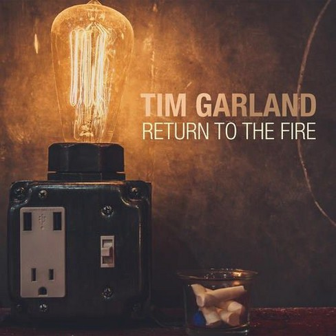 Tim garland - Return to the fire (Vinyl) - image 1 of 1