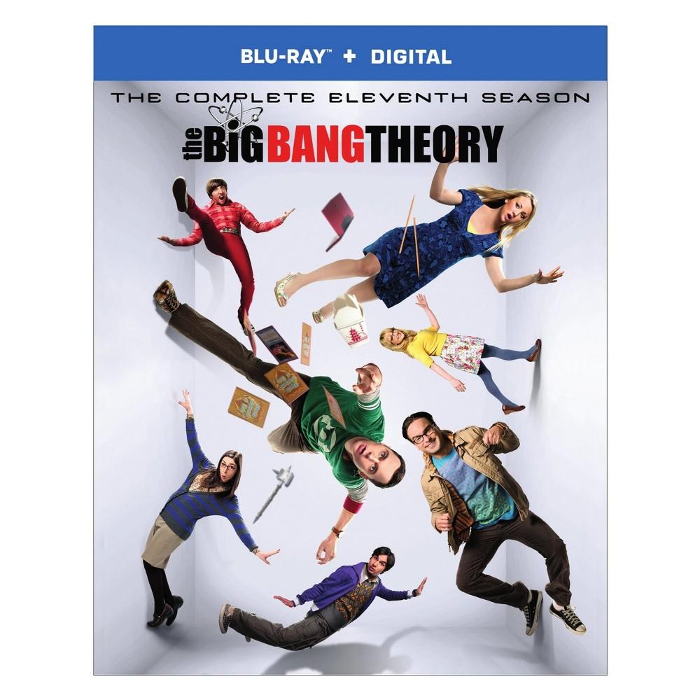 The Big Bang Theory: Season 11 (Blu-ray)