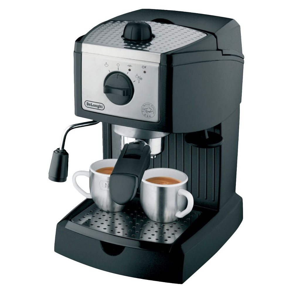 Delonghi High Pressure 15 bar Espresso Maker – Black EC155M 14535558