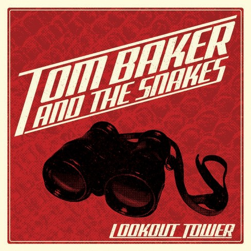 Tom Baker - Lookout Tower (CD) - image 1 of 1