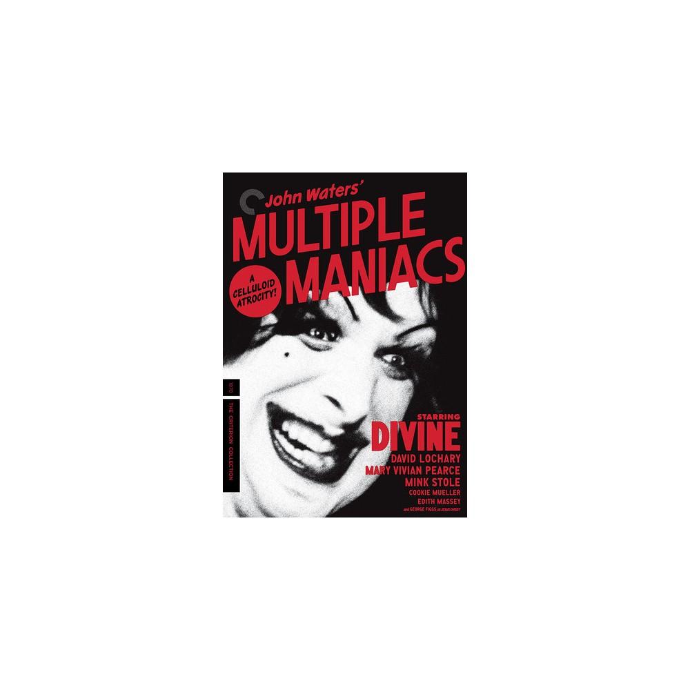 Multiple Maniacs (Dvd), Movies