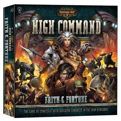 Faith & Fortune Board Game