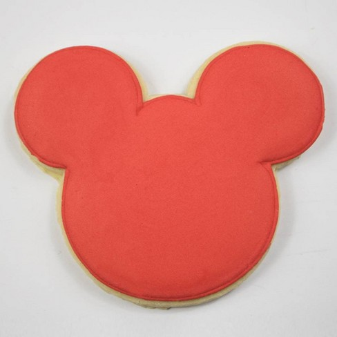Disney Mickey Mouse & Friends Red Mickey Sugar Cookie - 2.12oz - image 1 of 3