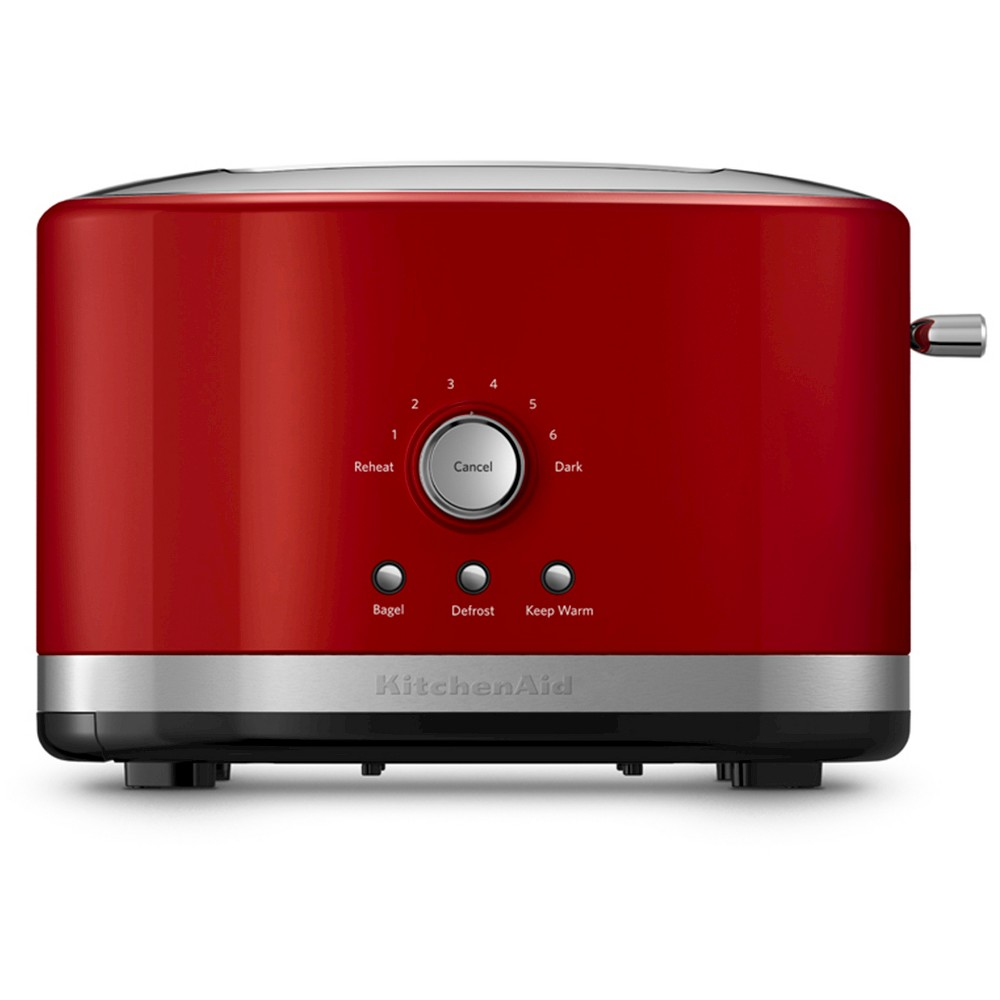 KitchenAid 2 slice Toaster with High Lift Lever – KMT2116, Red 50286045