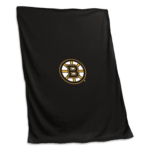 NHL Logo Brands Sweatshirt Blanket - image 1 of 1