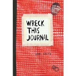 Wreck This Journal (Expanded) (Paperback) by Keri Smith
