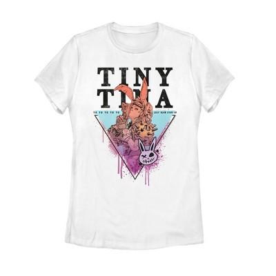Women's Borderlands 3 Tiny Tina Paint Drip T-Shirt