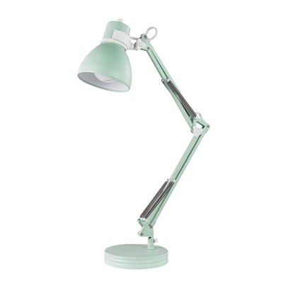 "28"" Architect Swing Arm Desk Lamp Matte - Globe Electric"
