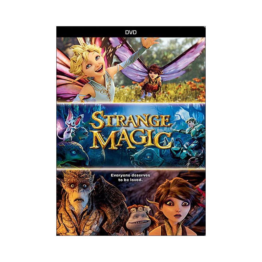 Strange Magic (dvd_video)