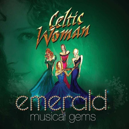Celtic Woman - Emerald: Musical Gems (CD) - image 1 of 1