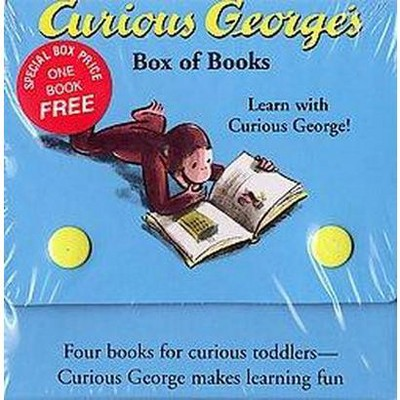 Curious George's Box of Books ( Curious George)(Hardcover)by H. A. Rey